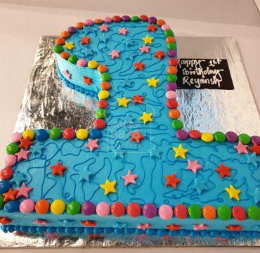 1 theme Cake HM297