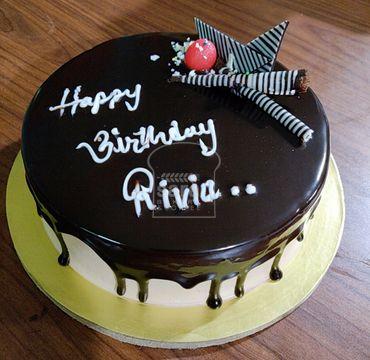 Chocolate Cream Cake RG106
