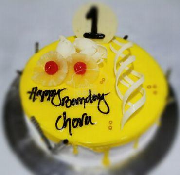 Pineapple Fun Cake RG108