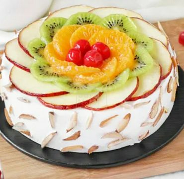 Double Florida Mix Fruit Cake RG111