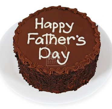 Special Chocolate Cake for Dad FD108