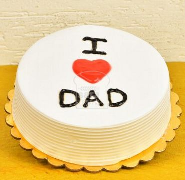 I love Dad Florida Mix Fruit Cake FD109
