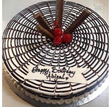Chocolate Mocha Cake RG116