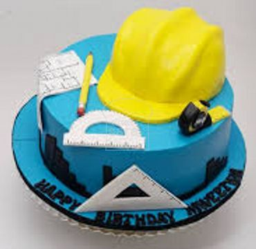 Cake with Engineer Tools  ER103