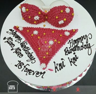 Special Cake for Her HR191