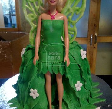 TinkerBell Cake HR200